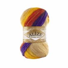 Alize Angora Gold Batik 6272, уп.5шт