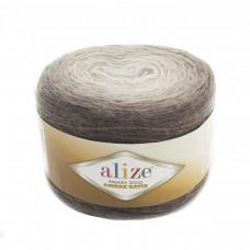 Alize Angora Gold Ombre Batik 7243, уп.4шт