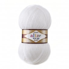 Alize Angora Real 40 Plus 55, уп.5шт