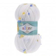 Alize Baby Flower 5874, уп.5шт