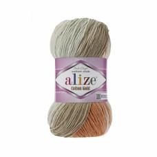 Alize Cotton Gold Batik 7103, уп.5шт