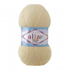 Alize Cotton Gold Fine 01, уп.5шт