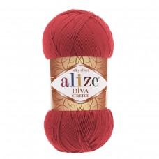 Alize Diva Stretch 254, уп.5шт
