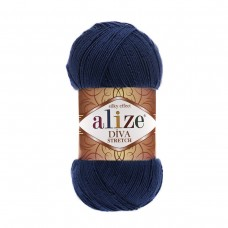 Alize Diva Stretch 361, уп.5шт