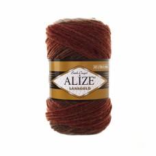 Alize Lanagold Batik 4842, уп.5шт