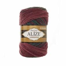 Alize Lanagold Batik 6271, уп.5шт