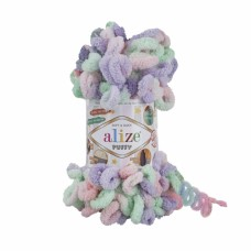 Alize Puffy Color 5938, уп.5шт
