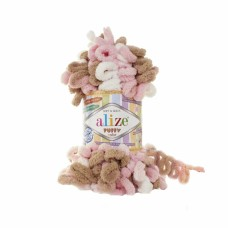 Alize Puffy Color 6046, уп.5шт