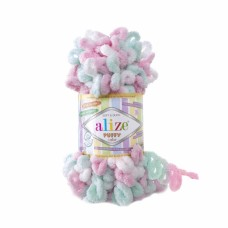 Alize Puffy Color 6052, уп.5шт