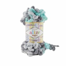 Alize Puffy Color 6076, уп.5шт