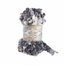 Alize Puffy Fine Color 5925, уп.5шт