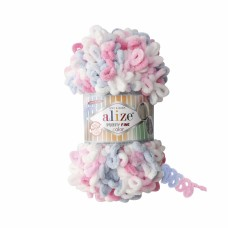 Alize Puffy Fine Color 5945, уп.5шт