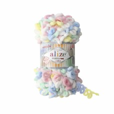 Alize Puffy Fine Color 5949, уп.5шт
