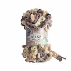 Alize Puffy Fine Color 6034, уп.5шт