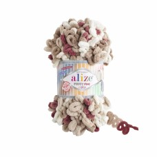 Alize Puffy Fine Color 6040, уп.5шт