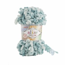 Alize Puffy Fine Color 6064, уп.5шт