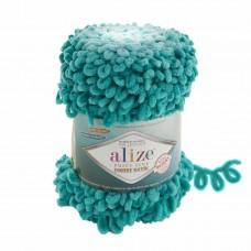 Alize Puffy Fine Ombre Batik 7246, уп.1шт