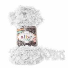 Alize Puffy Fur 6100, уп.5шт