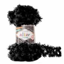 Alize Puffy Fur 6101, уп.5шт