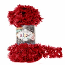 Alize Puffy Fur 6109, уп.5шт