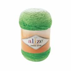 Alize Softy Plus Ombre Batik 7287, уп.1шт