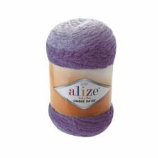 Alize Softy Plus Ombre Batik 7298, уп.1шт