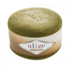 Пряжа Alize Angora Gold Ombre Batik 7355