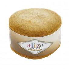 Пряжа Alize Angora Gold Ombre Batik 7358