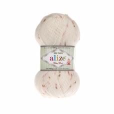 Пряжа Alize Baby Best Mini Colors 6968, уп.5шт