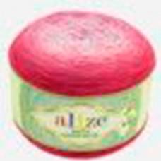 Пряжа Alize Bella Ombre Batik 7431