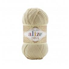 Пряжа Alize Diva 394
