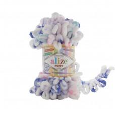 Пряжа Alize Puffy Color 6245