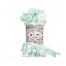 Пряжа Alize Puffy Color 6341