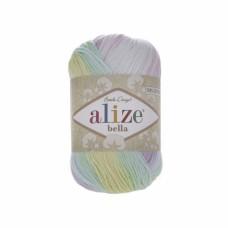 Пряжа Alize Bella Batik 100 2132