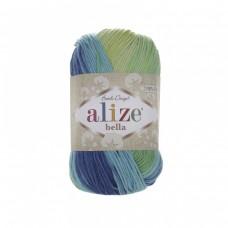 Alize Bella Batik 4150, уп.5шт