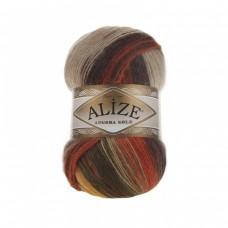 Alize Angora Gold Batik 6060, уп.5шт
