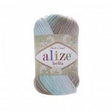 Alize Bella Batik 3675, уп.5шт