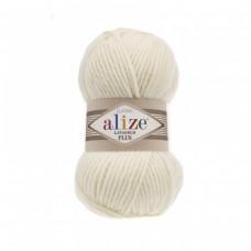 Alize Lanagold Plus 01, уп.5шт