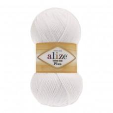 Alize Cotton Gold Plus 55, уп.5шт