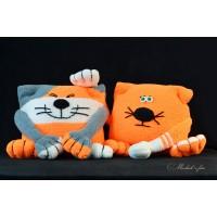Котики из Alize Softy