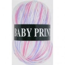 Пряжа Vita Baby Print 4854