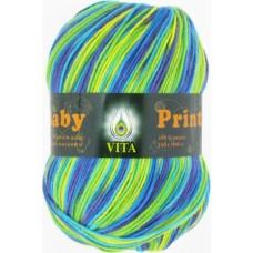 Vita Baby Print 4888, уп.5шт