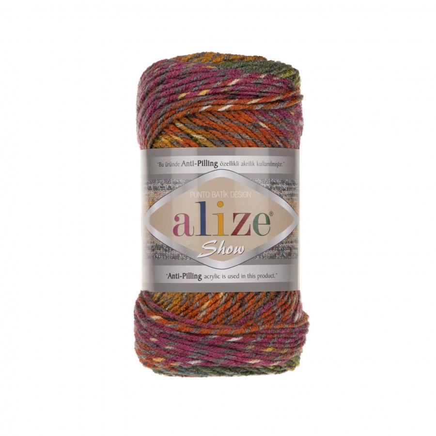 Alize Show Punto Batik Design