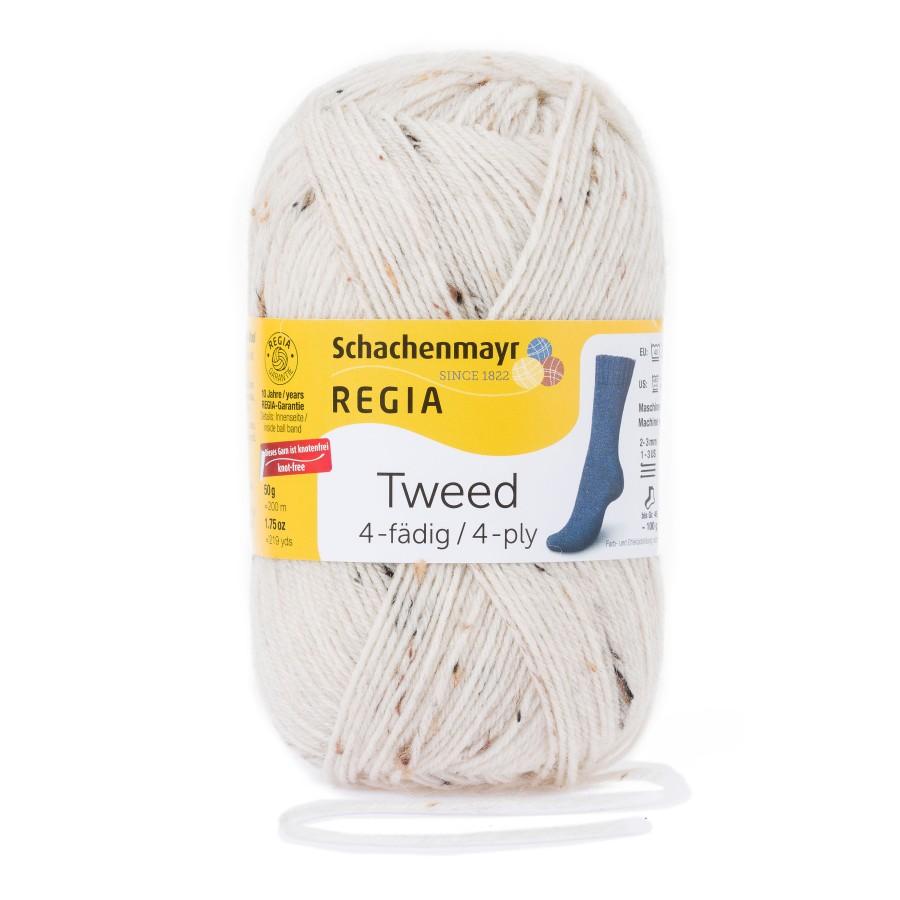 Schachenmayr Regia Tweed 4-ply 50g