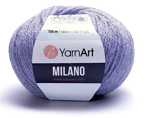 Пряжа Yarnart Milano